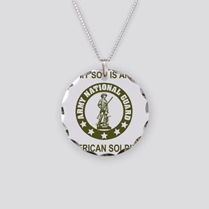 ARNG-My-Son-Avocado Necklace Circle Charm