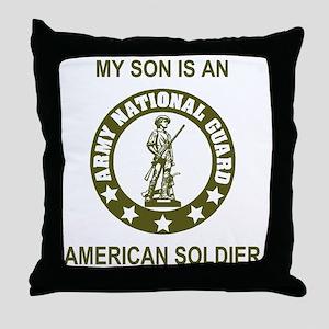ARNG-My-Son-Avocado Throw Pillow