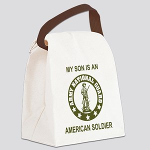 ARNG-My-Son-Avocado Canvas Lunch Bag