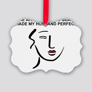 ARNG-My-Husband-Perfect Picture Ornament