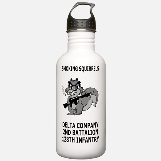 ARNG-128th-Infantry-2n Sports Water Bottle