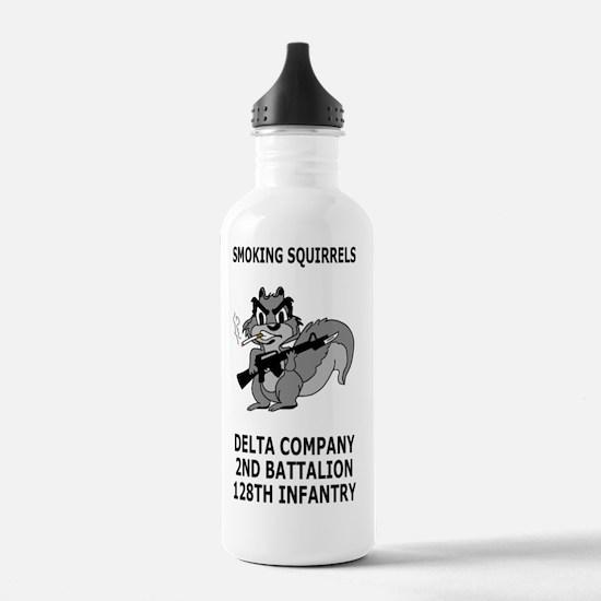 ARNG-128th-Infantry-2n Water Bottle