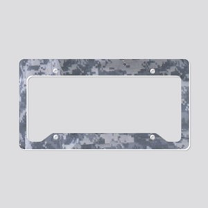Army-Cap-5 License Plate Holder