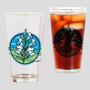 Misc-Snapdragon-Shirt-3-Back Drinking Glass