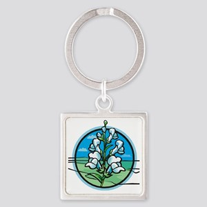 Misc-Snapdragon-Shirt-3-Back Square Keychain