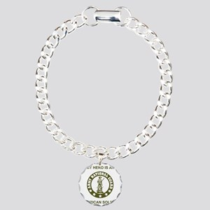 ARNG-My-Hero-Avocado.gif Charm Bracelet, One Charm
