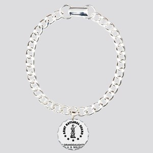 ARNG-My-Granddaughter.gi Charm Bracelet, One Charm