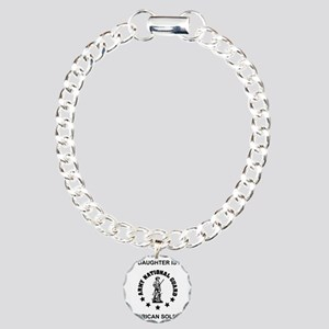 ARNG-My-Daughter.gif Charm Bracelet, One Charm