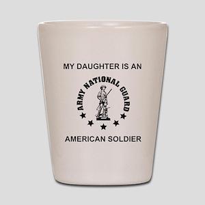 ARNG-My-Daughter Shot Glass