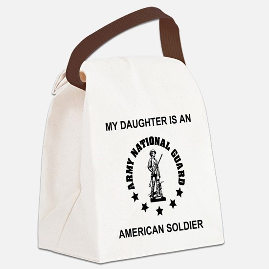 ARNG-My-Daughter.gif Canvas Lunch Bag