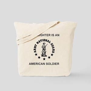 ARNG-My-Daughter Tote Bag