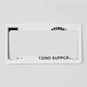 ARNG-132nd-Support-Bn-CW5-Mug License Plate Holder