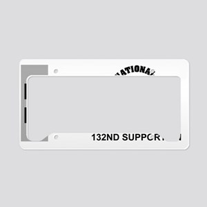 ARNG-132nd-Support-Bn-CW2-Mug License Plate Holder