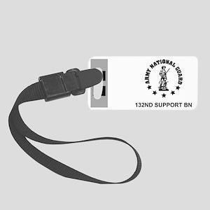 ARNG-132nd-Support-Bn-CW2-Mug.gi Small Luggage Tag