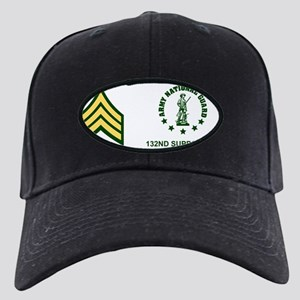 ARNG-132nd-Support-Bn-SGT-Mug Black Cap
