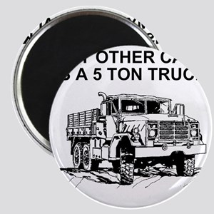 Army-Other-Car-Is-Truck Magnet