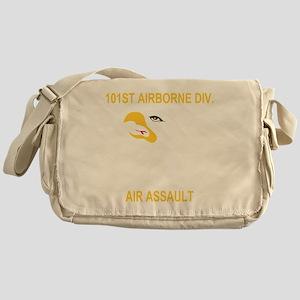 Army-101st-Airborne-Div Messenger Bag