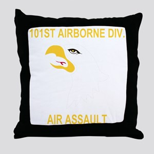 Army-101st-Airborne-Div Throw Pillow