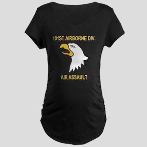 Army-101st-Airborne-Div Maternity Dark T-Shirt