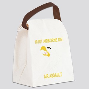 Army-101st-Airborne-Div Canvas Lunch Bag