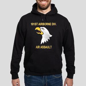 Army-101st-Airborne-Div Hoodie (dark)