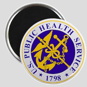 USPHS-Black-Shirt Magnet