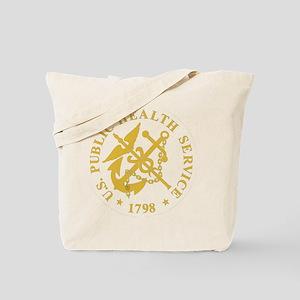 USPHS-Black-Shirt-3 Tote Bag
