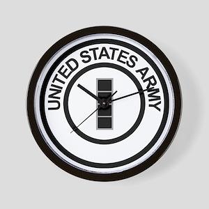 Army-CWO4-Ring Wall Clock