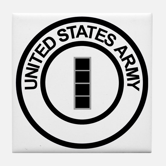 Army-CWO4-Ring.gif Tile Coaster