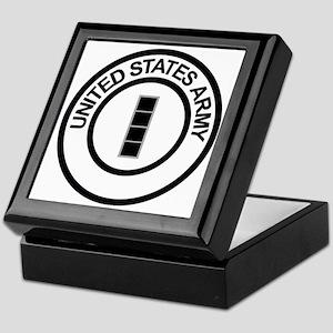Army-CWO4-Ring Keepsake Box