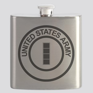 Army-CWO4-Ring Flask