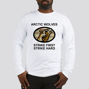 Army-172nd-Stryker-Bde-Arctic- Long Sleeve T-Shirt