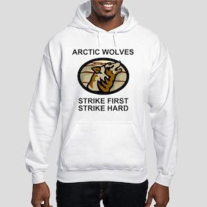 Army-172nd-Stryker-Bde-Arctic-Wo Hooded Sweatshirt