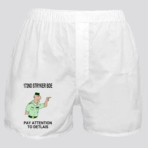 Army-172nd-Stryker-Bde-Humor-Poster-2 Boxer Shorts