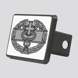 Army-Combat-Medical-Badge- Rectangular Hitch Cover