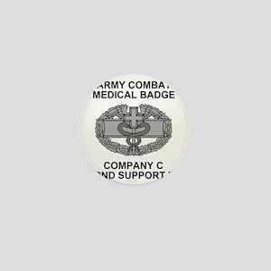 ARNG-132nd-Spt-Bn-Combat-Medical-Badge Mini Button
