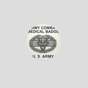 Army-Combat-Medic-Shirt Mini Button