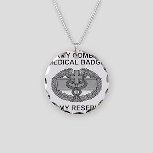 USAR-Combat-Medic-Shirt Necklace Circle Charm