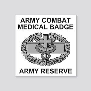 "USAR-Combat-Medic-Shirt Square Sticker 3"" x 3"""
