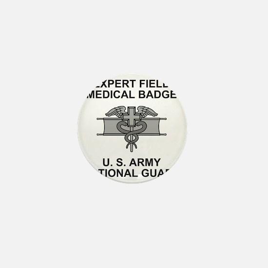 ARNG-Expert-Field-Medical-Badge-Shirt. Mini Button