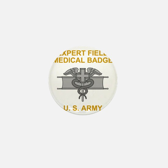 Army-Expert-Field-Medical-Badge-Black- Mini Button