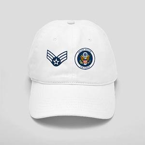 USAF-SrA-Mug-Modified Cap