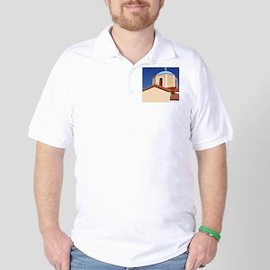 Greek church Golf Shirt