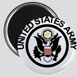 Army-Logo-For-Arctic-Wolves Magnet