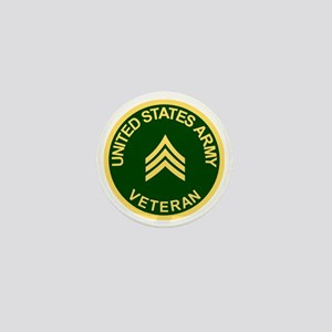 Army-Veteran-Sgt-Green Mini Button