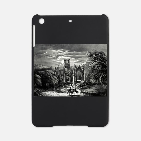 Melrose Abbey - 1862 iPad Mini Case