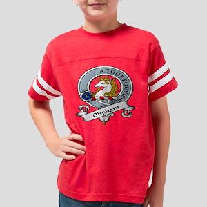 Oliphant Clan Youth Football Shirt