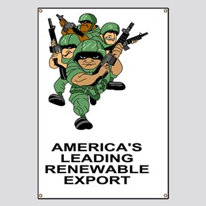 Bush-Americas-Export-Poster Banner