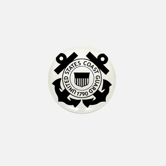 USCG-Logo-2-Black.g... Mini Button