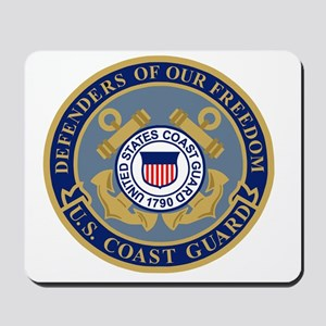 USCG-Defenders-Of-F... Mousepad